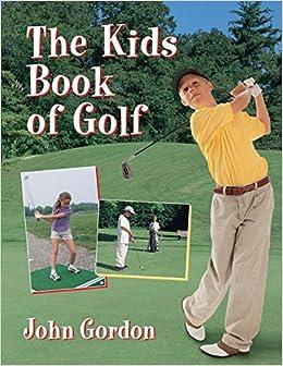 Book The Kids Book of Golf