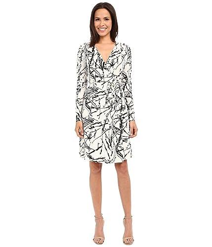 Christin Michaels Women's Emily Wrap Dress