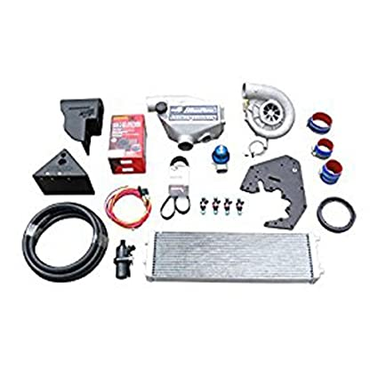 Vortech 4GE218-018L Polished Supercharger Kit for Chevy Camaro SS
