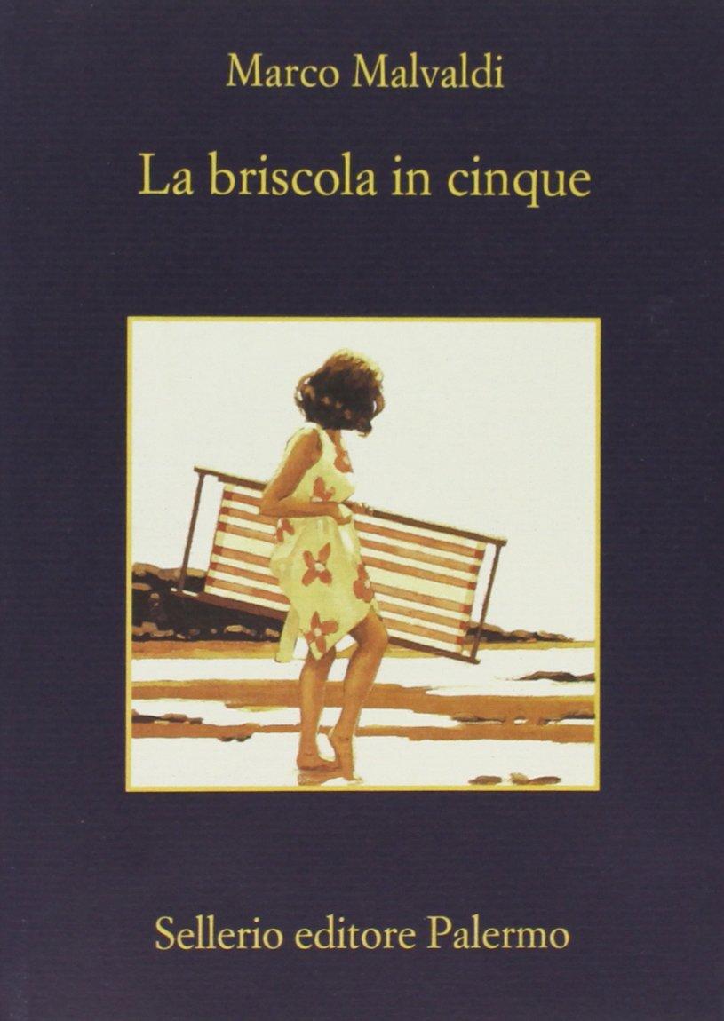 La Briscola in Cinque (Italian Edition): Marco Malvaldi ...