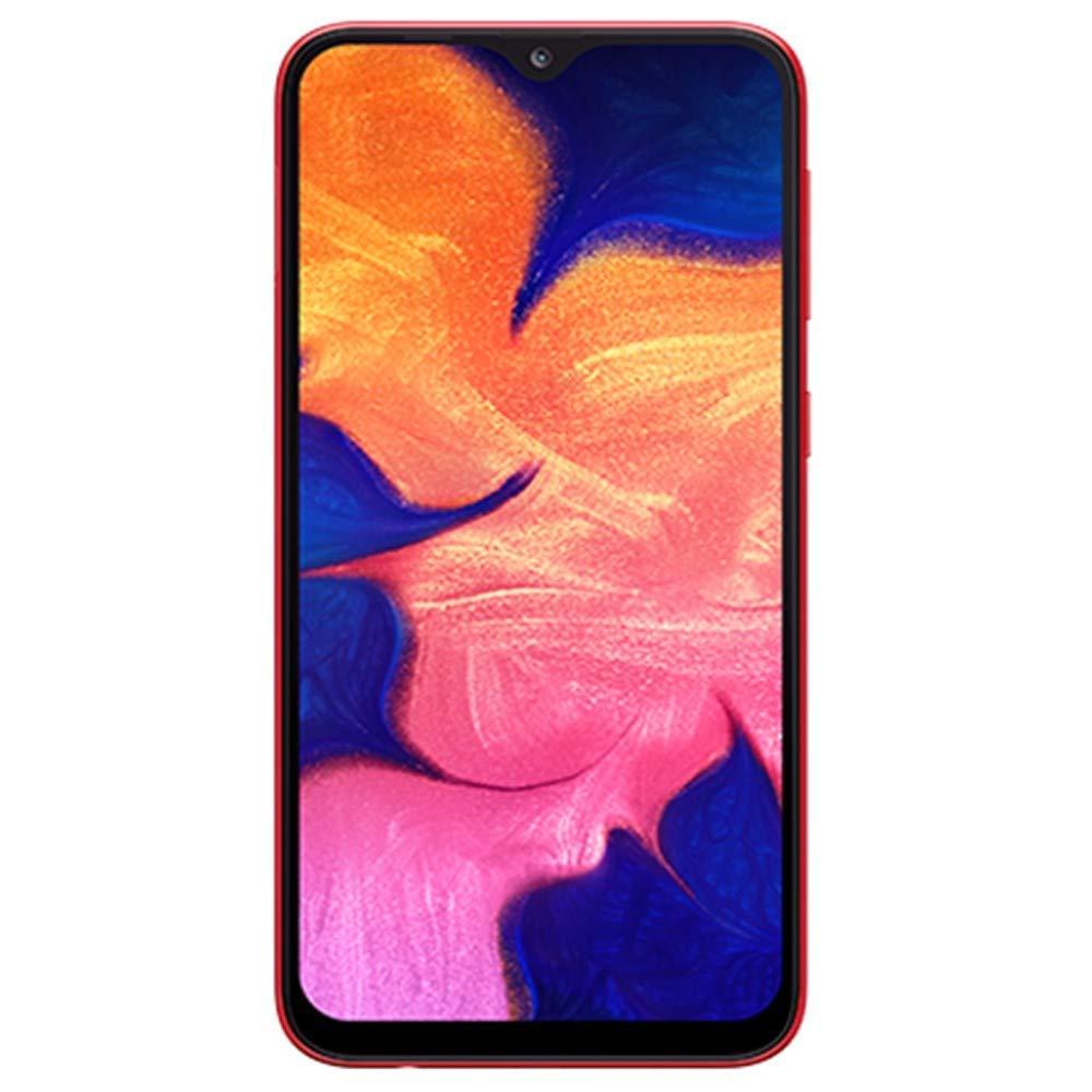 Samsung Galaxy A10 A105M 32GB Duos - GSM Unlocked Phone w/ 13MP Camera - Red