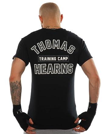 9027d58b3a Kronk Thomas Hearns Training Camp Men s T Shirt Regular Fit  Amazon ...