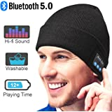 Bluetooth Beanie Gift for Men and Women