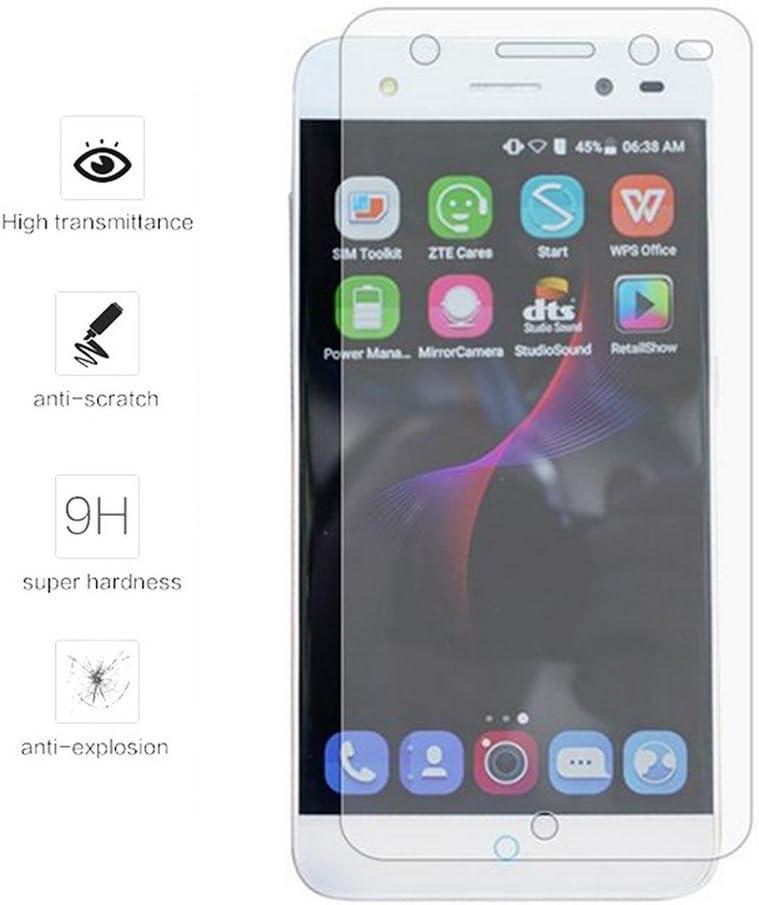 Tumundosmartphone Protector Pantalla Cristal Templado para ZTE ...