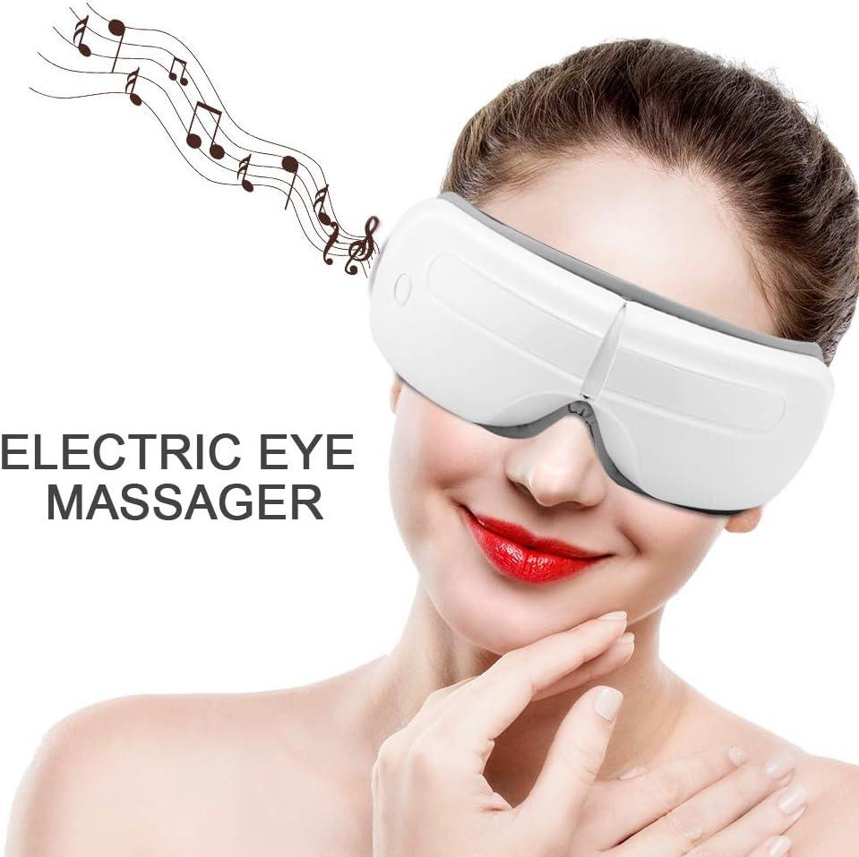 Masajeador eléctrico para ojos Soulong con 5 modos y 4 funciones por sólo 9,99€ usando el #código: V2AKMGOF