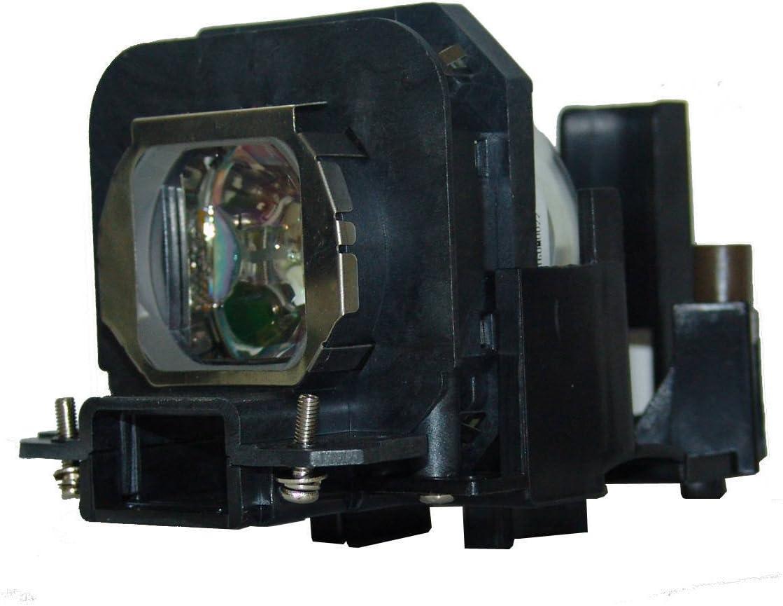 XpertMall Replacement Lamp Housing PANASONIC PT-DZ6710 UHM Bulb Inside Twin Pack