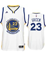 Draymond Green Golden State Warriors White NBA Youth Home Swingman Jersey