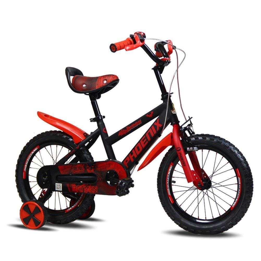 ファッション子供用自転車 TL-128子供の自転車313歳の男の子女の子高炭素鋼子供自転車安定した快適なピアノ塗装 Length-93cm  B07R7GNHW5