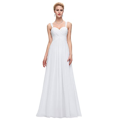 White Ball Gown: Amazon.co.uk
