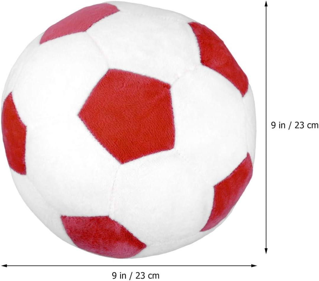 Fußball-Sportball-Plüsch-Fußball-Wurfkissen-Stofftier für C6M7
