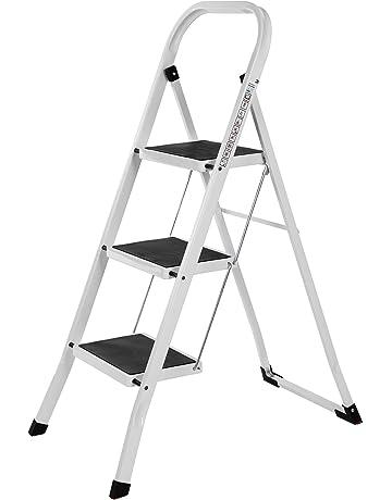 Amazon.es: Escaleras plegables: Bricolaje y herramientas
