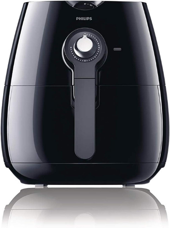 Philips Freidora sin Aceite HD9220/20 - AirFryer con tecnología Air Rapid, libro de recetas incluido, color negro: Amazon.es: Hogar