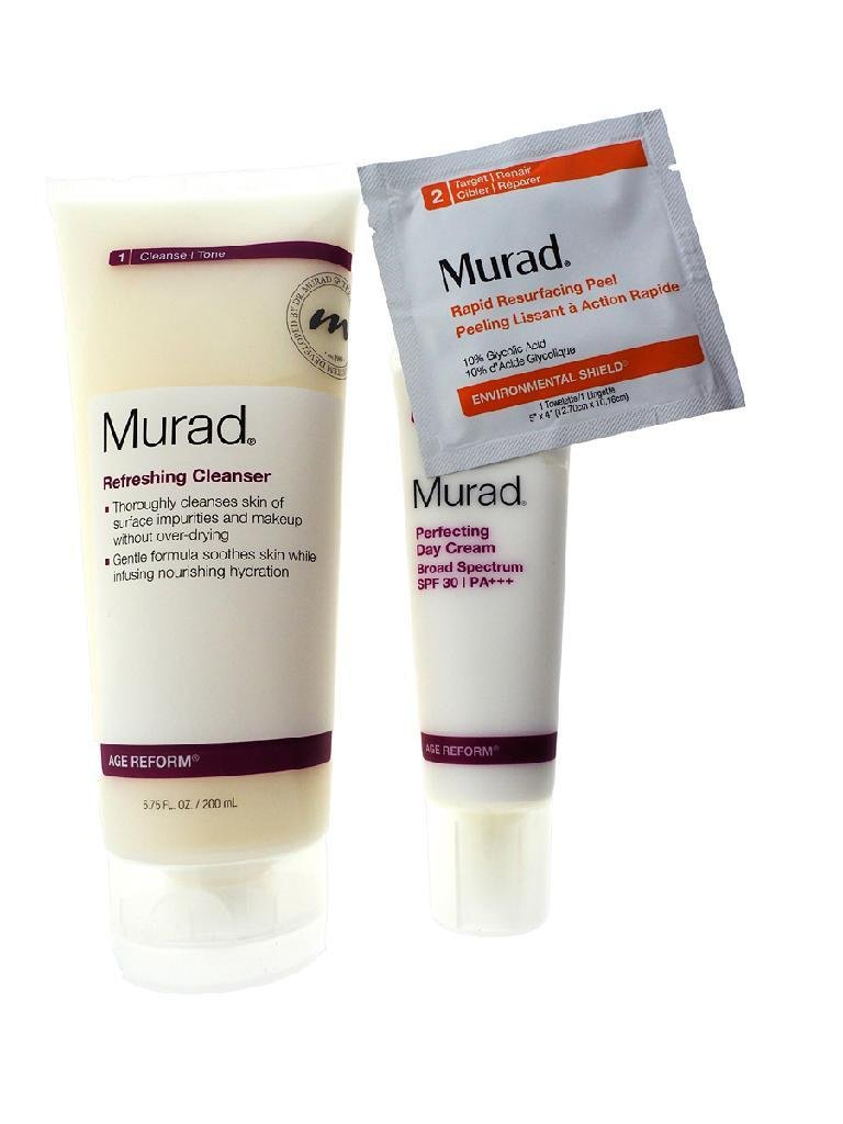 Murad Perfecting Day Cream, SPF 30, 3: Hydrate/Protect, 1.7 fl oz (50 ml) 10230