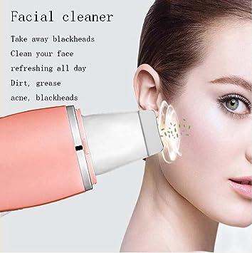ZT USB Recargable Espinilla Agente De Mudanzas Herramienta Eléctrico Poro Limpiador Exfoliante Máquina Para Facial Piel