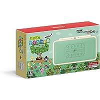 任天堂 Nintendo New 2DS LL 动物之森amiibo+组件 主题特别版