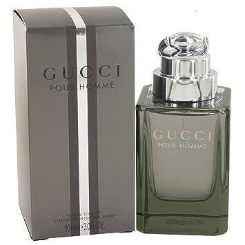 Amazoncom Gucci Pour Homme 30 Oz Eau De Toilette Spray Beauty