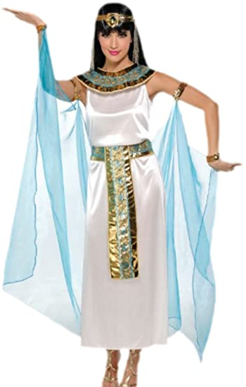 Erdbeerloft Damen Prinzessin Kleopatra Kostum Agypten Karneval