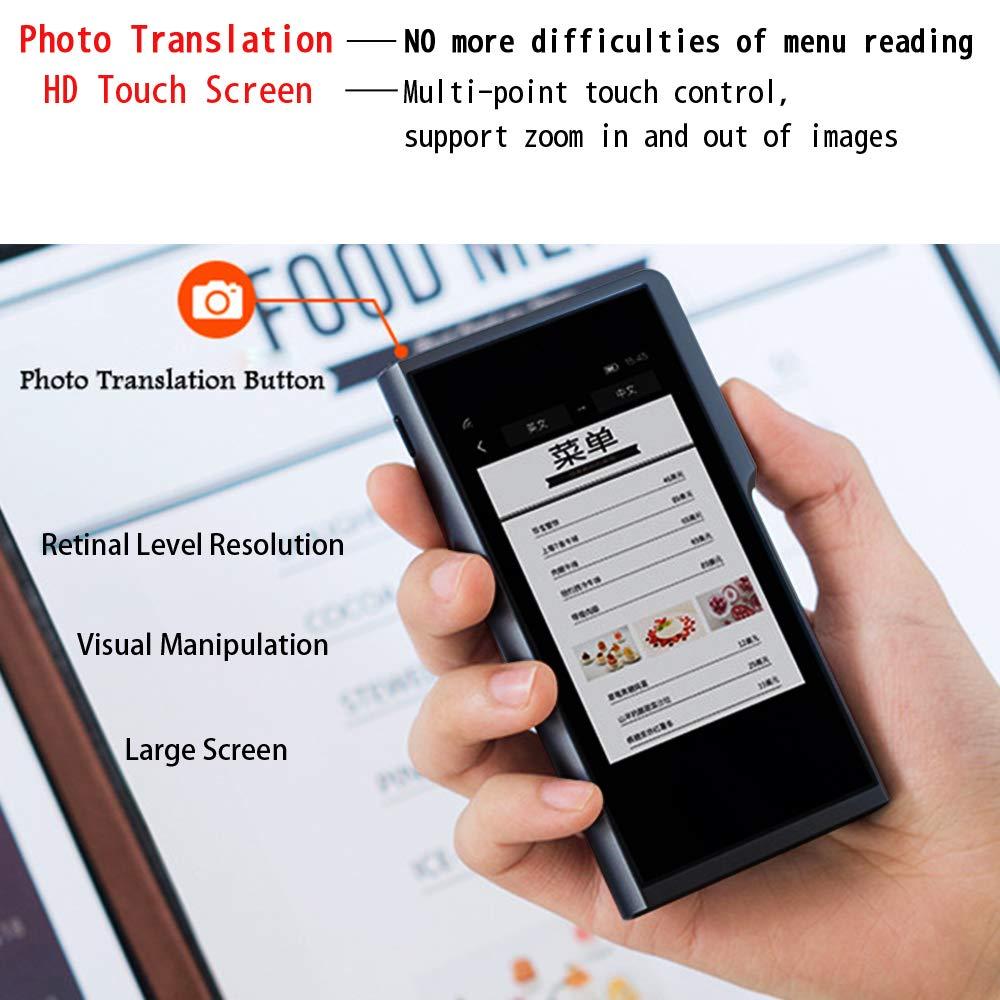 Sogou Pro Smart AI 42 Kinds Language Mutual Translator with 3 1