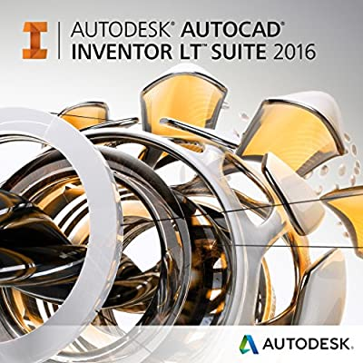 Autodesk AutoCAD Inventor LT Suite 2016 [Download]