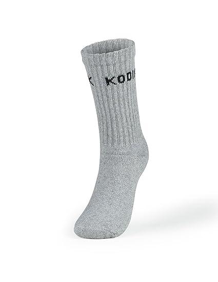 fbeff4468d9 Amazon.com  Kodiak - Women s Crew Socks 2 Pair Pack