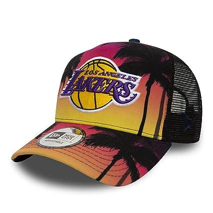 A NEW ERA Gorra Coastal Heat Lakers Trucker by gorragorra de beisbol