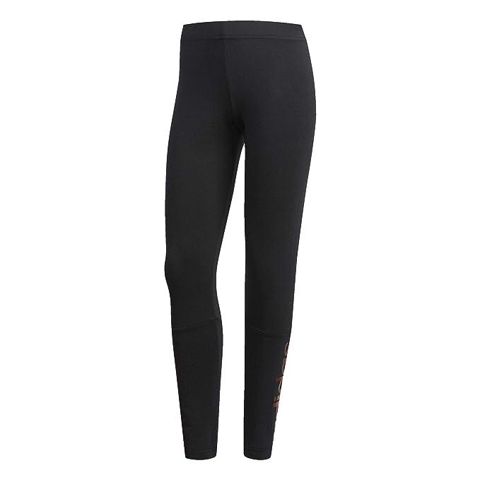 37750367cf8d0 Adidas Linear Logo Leggings at Amazon Women s Clothing store