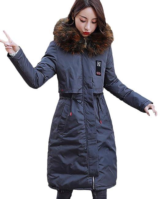 new style 48bbb 41b55 Cappotti Invernali Donna Lunga Elegante Vintage Fashion ...