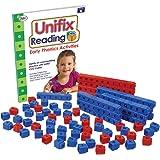 Didax Educational Resources Unifix 字母立方体 小号