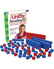 Didax Educational Resources Unifix Letter Cubes - Small Group