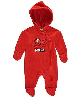 Sesame Street - Traje de nieve - para bebé niño Naranja ...