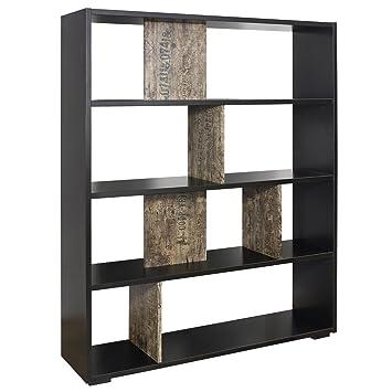 raumteiler regal braun prinsenvanderaa. Black Bedroom Furniture Sets. Home Design Ideas