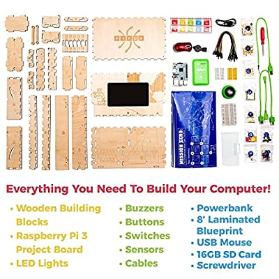 Piper Computer Kit | Educational Toy that Teaches STEM and Coding through Minecraft from Piper Inc.
