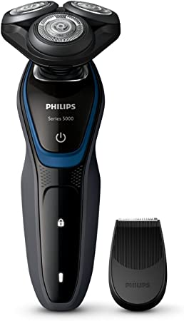 Philips S5100 - Afeitadora eléctrica, de rotación: Amazon.es ...