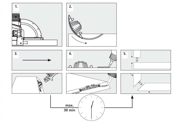 Lamello clamex p-14 caja de cartón con 80 pares 145334