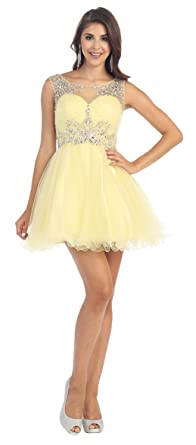 The Dress Outlet Short Homecoming Formal Dresses