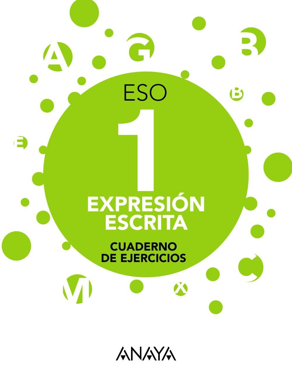 Download EXPREXION EXCRITA 1ºESO MEC 15 ANALEN31ES PDF