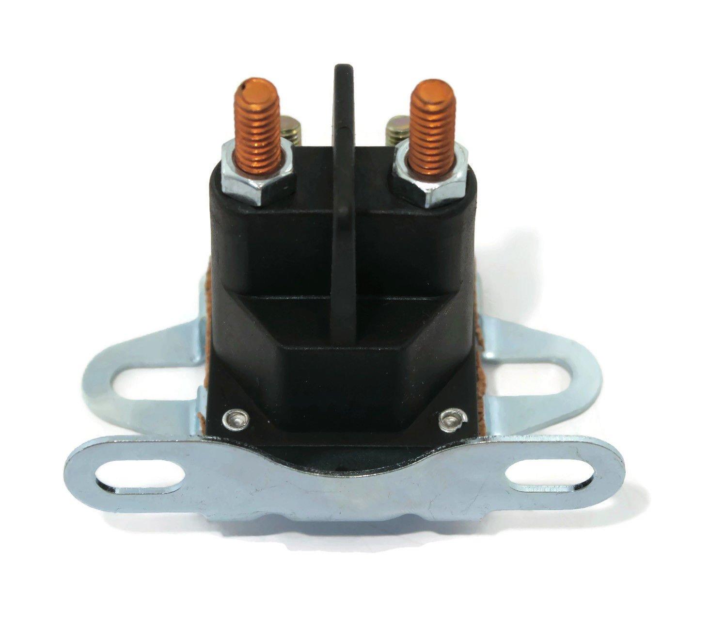 The Rop Shop Starter Solenoid Fits Exmark 42 Quest Ztr S Series 50 12 Volt Wiring Diagram Toro Ss5000 E Zero Turn Mower Industrial Scientific
