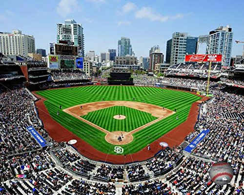 Petco Park San Diego Padres MLB Stadium Photo (Size: 8