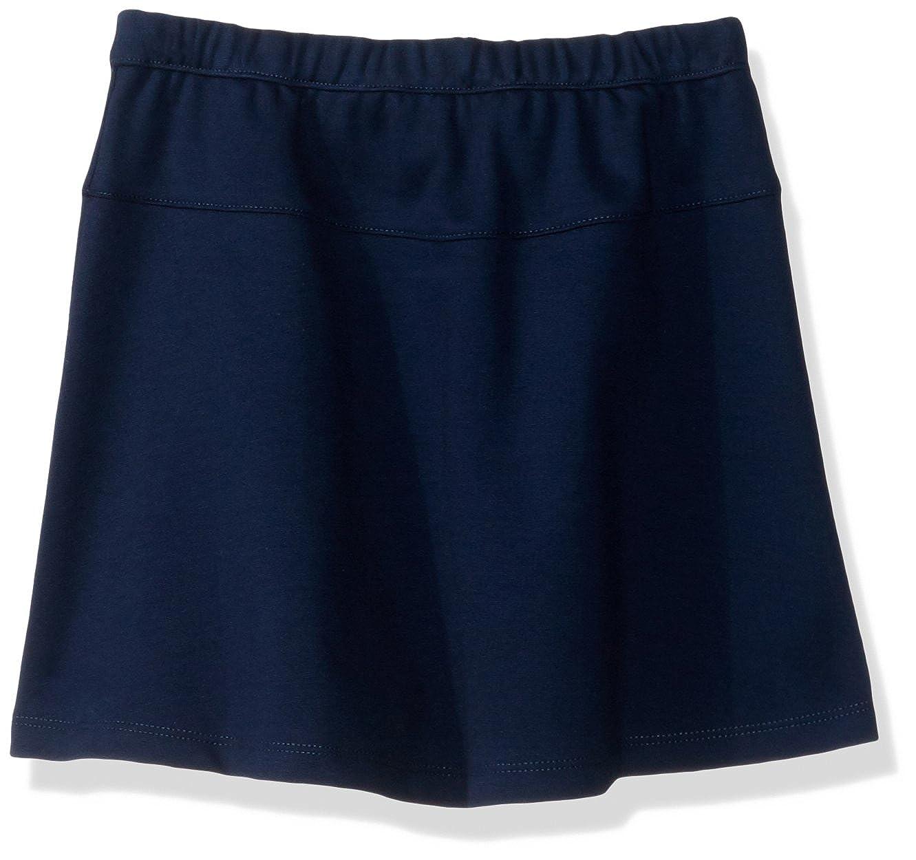 Gymboree Girls Big Uniform Ponte Knit Skort