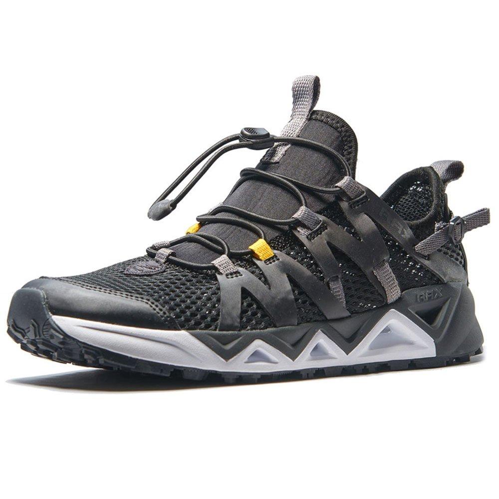 Rax Herren Aqua Schuhe  43 EU|Schwarz