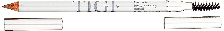 TIGI Cosmetics Brow Defining Pencil, Blonde, 0.038 Ounce