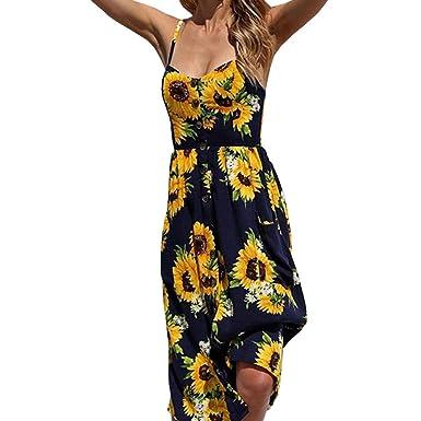 li shu Vintage Printed Dress Vestidos Bodycon Summer Beach Dress Women Chiffon Dress Sling Sleeveless Dress