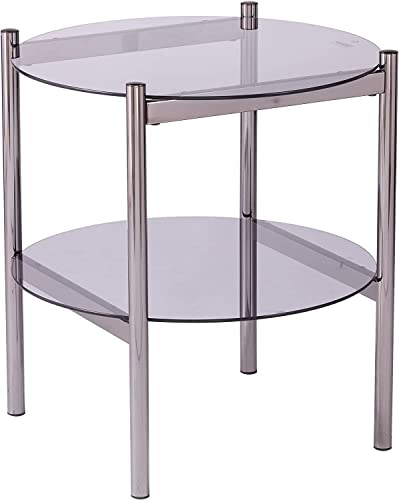 aHUMANs Round 2-Tier End Table