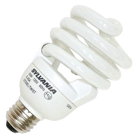Sylvania 29395 - CF30EL/TWIST/830 Twist Medium Screw Base Compact  Fluorescent Light Bulb