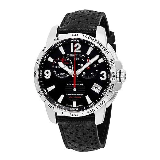 Certina DS Podium Reloj de hombre cuarzo 42mm C034.453.16.057.00: Amazon.es: Relojes