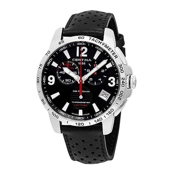 Certina DS Podium Reloj de hombre cuarzo 42mm C034.453.16.057.00