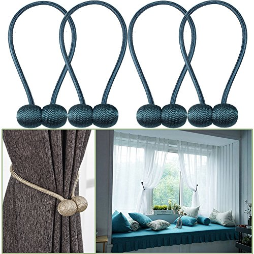 wire curtain ties - 7