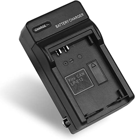 LP-E12 Battery Charger for CANON EOS 100D EOS M M2 M10  Rebel SL1 Kiss X7