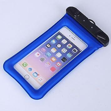 aloiness - Funda Impermeable Universal para teléfono móvil ...