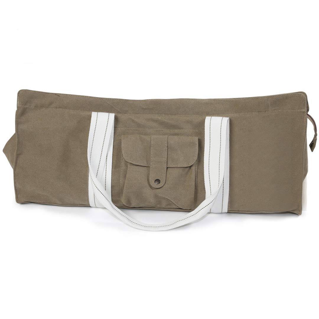 793cd7ab0a73 Amazon.com : DSFV Waterproof Canvas Yoga Mat Bag Multi-Functional ...